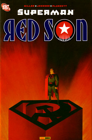 Couverture de Superman Red Son